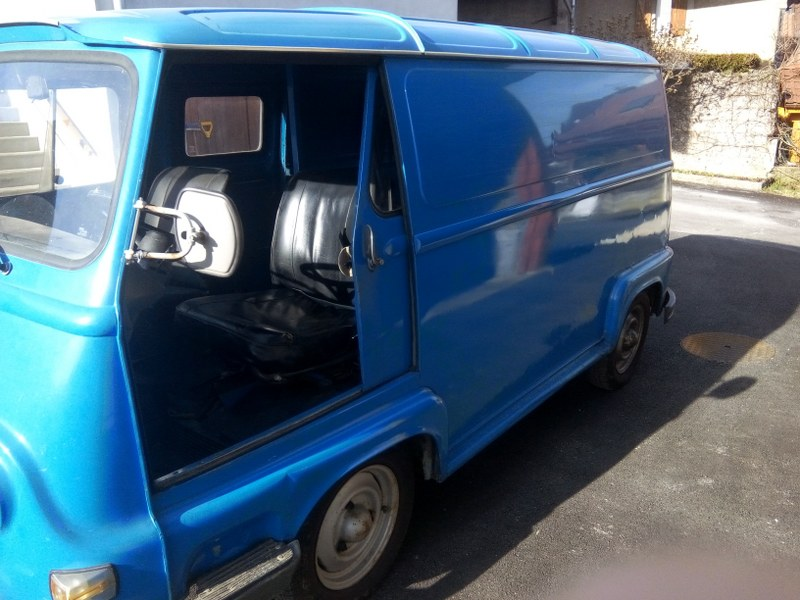 annonce renault estafette type r2137 ann e 1980 a vendre. Black Bedroom Furniture Sets. Home Design Ideas